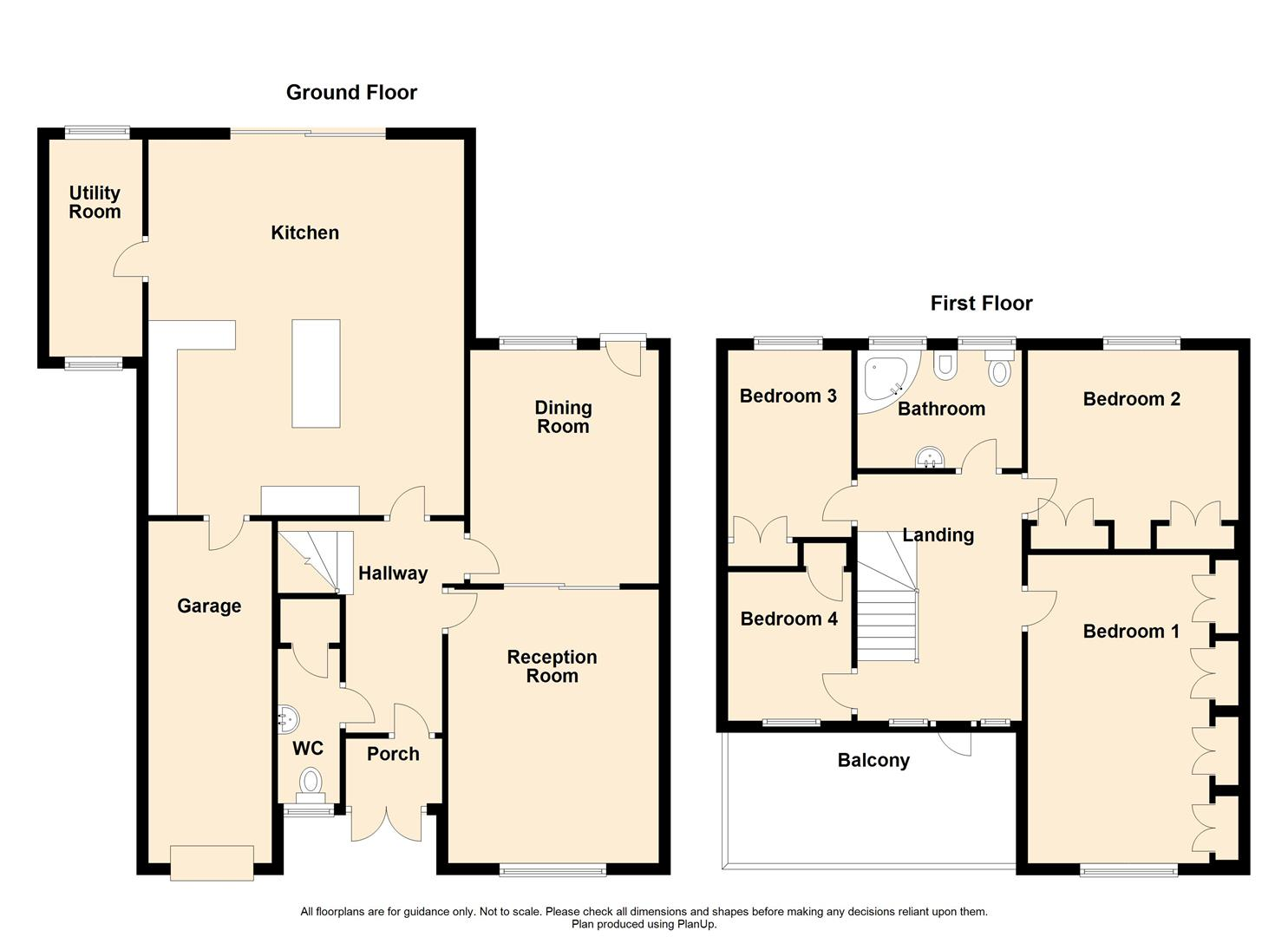 4 Bedroom Detached House For Sale - 18 Park Hill Drive, Whitefield.jpg